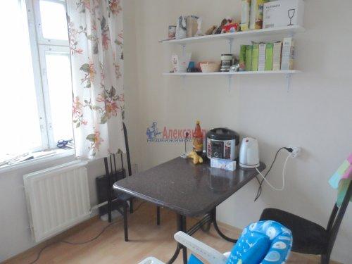 2-комнатная квартира (56м2) на продажу по адресу Всеволожск г., Героев ул., 9— фото 9 из 9