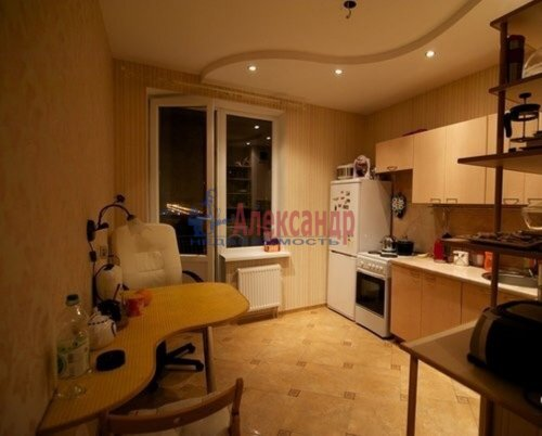 1-комнатная квартира (44м2) на продажу по адресу Королева пр., 61— фото 4 из 8