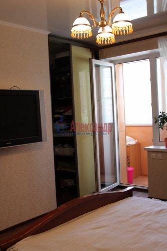 3-комнатная квартира (94м2) на продажу по адресу Всеволожск г., Олениных пер., 2— фото 8 из 11