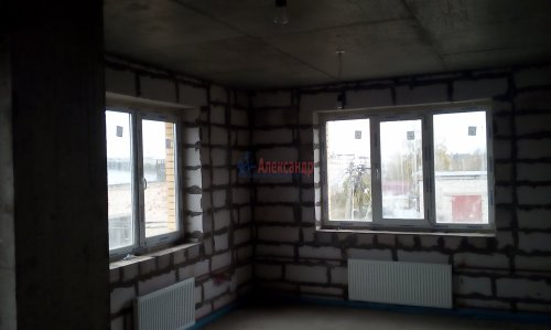 2-комнатная квартира (64м2) на продажу по адресу Лесколово пос., Красноборская ул., 4В— фото 1 из 23