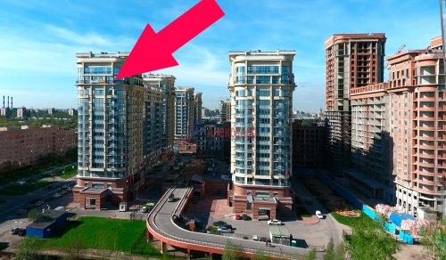 4-комнатная квартира (164м2) на продажу по адресу Московский просп., 183— фото 25 из 25