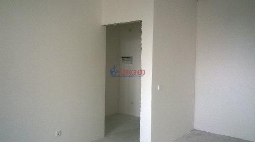 1-комнатная квартира (32м2) на продажу по адресу Мурино пос., Охтинская аллея, 4— фото 3 из 4