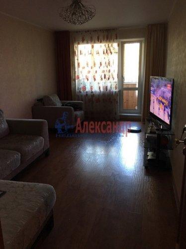2-комнатная квартира (70м2) на продажу по адресу Всеволожск г., Первомайский просп., 3— фото 6 из 7