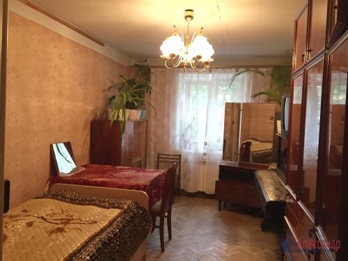 3-комнатная квартира (84м2) на продажу по адресу Обуховской Обороны пр., 108— фото 9 из 18