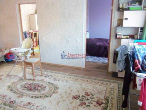 3-комнатная квартира (50м2) на продажу по адресу Выборг г., Приморская ул., 23— фото 3 из 10