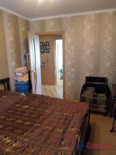 3-комнатная квартира (74м2) на продажу по адресу Снегиревка дер., Майская ул., 1— фото 6 из 38