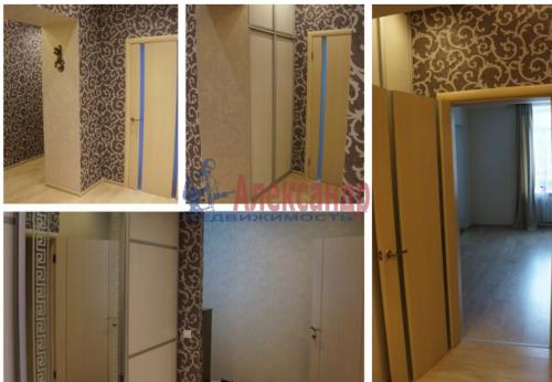 3-комнатная квартира (98м2) на продажу по адресу Петергоф г., Ропшинское шос., 7— фото 9 из 22