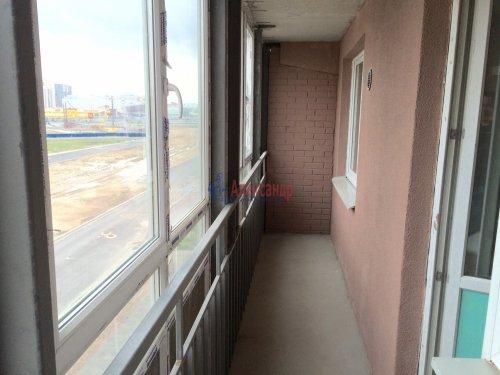 1-комнатная квартира (39м2) на продажу по адресу Союзный пр., 6— фото 14 из 15