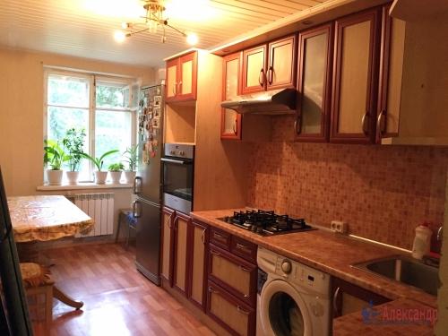 3-комнатная квартира (84м2) на продажу по адресу Обуховской Обороны пр., 108— фото 10 из 18