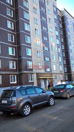 2-комнатная квартира (57м2) на продажу по адресу Отрадное г., Гагарина ул., 14— фото 1 из 13