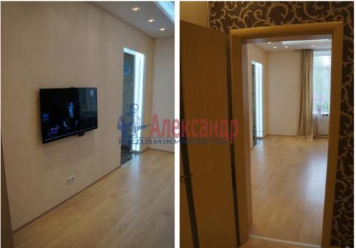 3-комнатная квартира (98м2) на продажу по адресу Петергоф г., Ропшинское шос., 7— фото 10 из 22