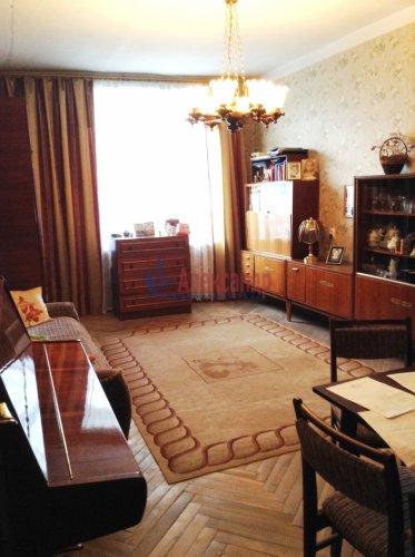 3-комнатная квартира (87м2) на продажу по адресу Кондратьевский пр., 39— фото 1 из 7