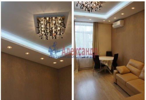 3-комнатная квартира (98м2) на продажу по адресу Петергоф г., Ропшинское шос., 7— фото 11 из 22