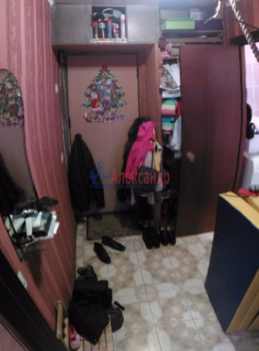 1-комнатная квартира (39м2) на продажу по адресу Просвещения просп., 64— фото 10 из 10