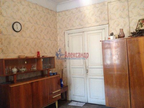 2 комнаты в 4-комнатной квартире (85м2) на продажу по адресу Клинский пр., 21— фото 7 из 7