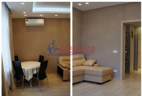 3-комнатная квартира (98м2) на продажу по адресу Петергоф г., Ропшинское шос., 7— фото 12 из 22