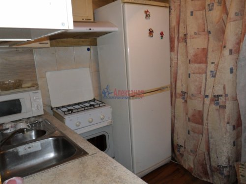 1-комнатная квартира (32м2) на продажу по адресу Науки пр., 37— фото 4 из 11