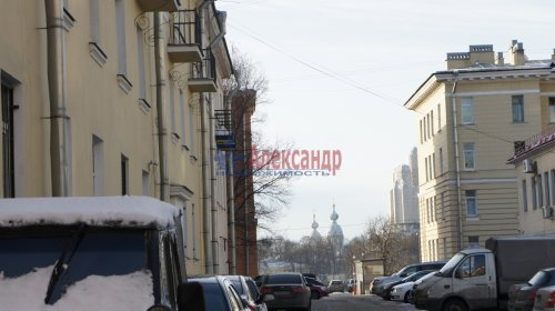 Комната в 9-комнатной квартире (250м2) на продажу по адресу Конторская ул., 14— фото 14 из 14