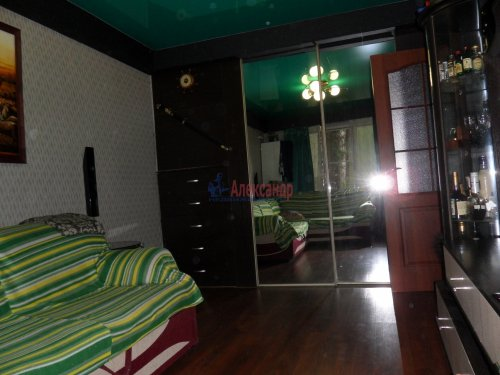 1-комнатная квартира (31м2) на продажу по адресу Карпинского ул., 38— фото 3 из 13