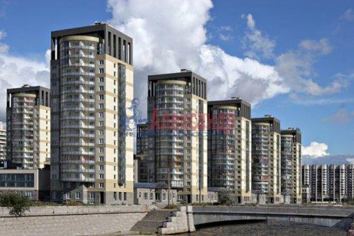 4-комнатная квартира (146м2) на продажу по адресу Кораблестроителей ул., 30— фото 3 из 25