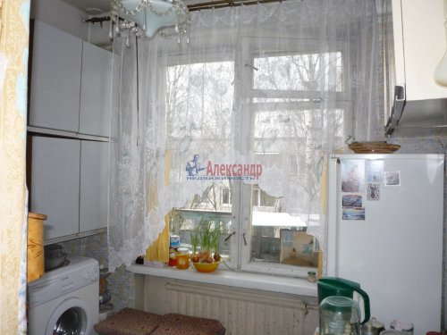 1-комнатная квартира (31м2) на продажу по адресу Маршала Жукова пр., 72— фото 3 из 10