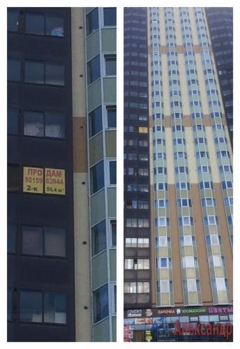 2-комнатная квартира (55м2) на продажу по адресу Маршала Казакова ул., 50— фото 17 из 17