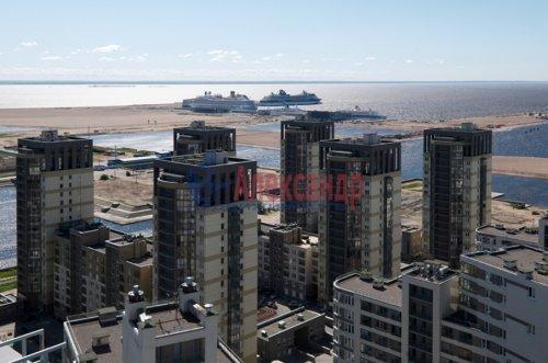 4-комнатная квартира (146м2) на продажу по адресу Кораблестроителей ул., 30— фото 2 из 25