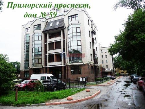 3-комнатная квартира (140м2) на продажу по адресу Приморский пр., 59— фото 5 из 35