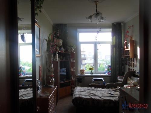 4-комнатная квартира (105м2) на продажу по адресу Краснопутиловская ул., 12— фото 4 из 12