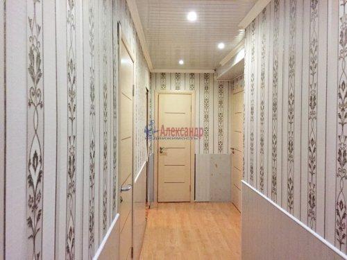 3-комнатная квартира (84м2) на продажу по адресу Обуховской Обороны пр., 108— фото 12 из 18