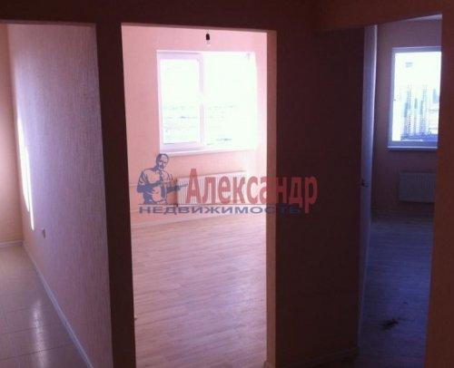 2-комнатная квартира (49м2) на продажу по адресу Шушары пос., Новгородский просп., 10— фото 9 из 10