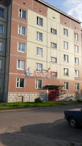 4-комнатная квартира (102м2) на продажу по адресу Приозерск г., Калинина ул.— фото 9 из 9