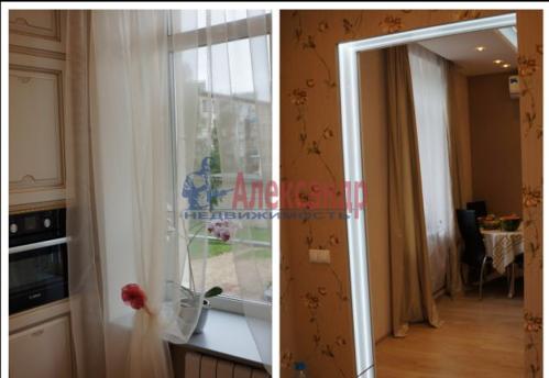 3-комнатная квартира (98м2) на продажу по адресу Петергоф г., Ропшинское шос., 7— фото 15 из 22