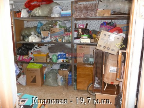 Комната в 6-комнатной квартире (198м2) на продажу по адресу Маршала Новикова ул., 13— фото 22 из 23