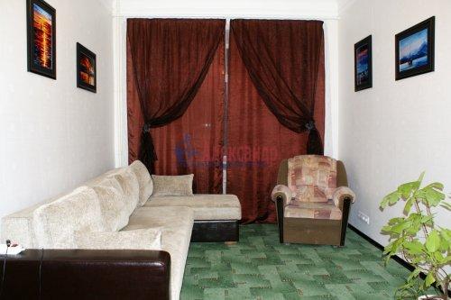 4-комнатная квартира (104м2) на продажу по адресу 11 линия В.О.— фото 2 из 8