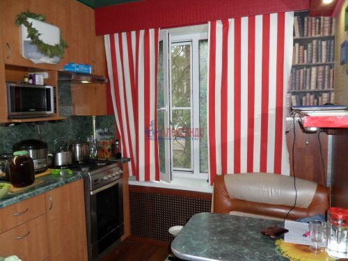 1-комнатная квартира (31м2) на продажу по адресу Карпинского ул., 38— фото 1 из 13