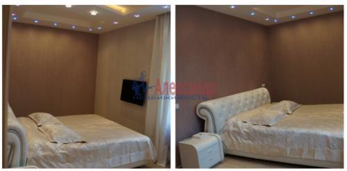 3-комнатная квартира (98м2) на продажу по адресу Петергоф г., Ропшинское шос., 7— фото 16 из 22
