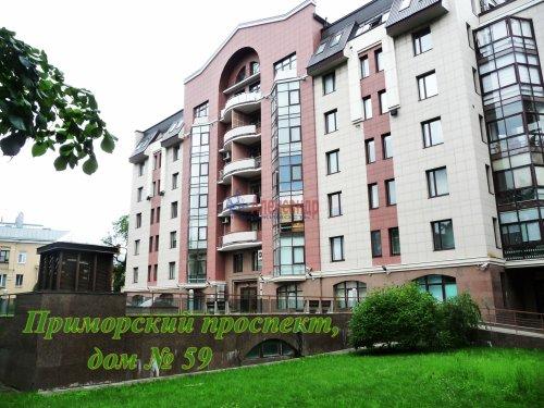 3-комнатная квартира (140м2) на продажу по адресу Приморский пр., 59— фото 4 из 35