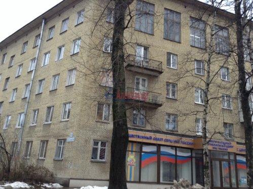 1-комнатная квартира (31м2) на продажу по адресу Металлистов пр., 132— фото 13 из 14