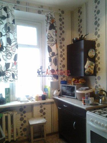 Комната в 3-комнатной квартире (74м2) на продажу по адресу Гранитная ул., 8— фото 1 из 6