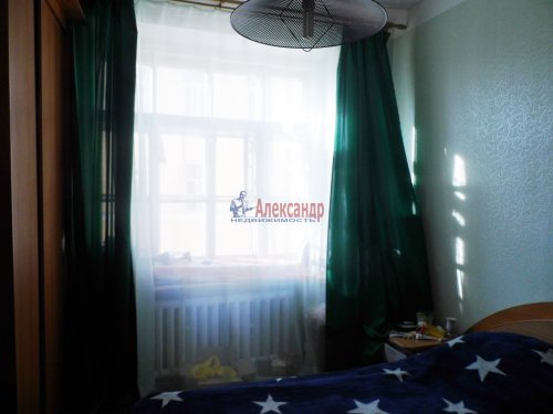 Комната в 4-комнатной квартире (115м2) на продажу по адресу Невский пр., 128— фото 4 из 10