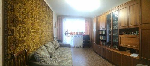 3-комнатная квартира (71м2) на продажу по адресу Народная ул., 68— фото 3 из 13