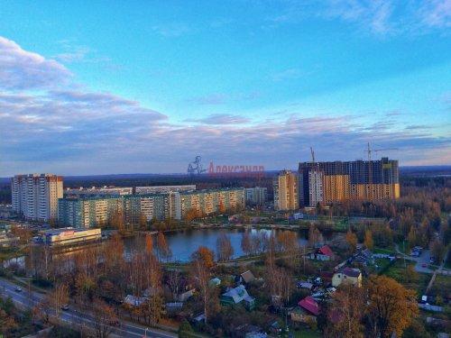 1-комнатная квартира (33м2) на продажу по адресу Новое Девяткино дер., Арсенальная ул., 4— фото 6 из 12