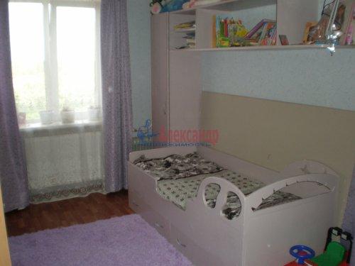 2-комнатная квартира (56м2) на продажу по адресу Глажево пос., 15— фото 1 из 7