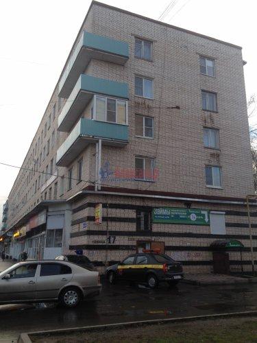 2-комнатная квартира (43м2) на продажу по адресу Кириши г., Ленина пр., 8— фото 1 из 1