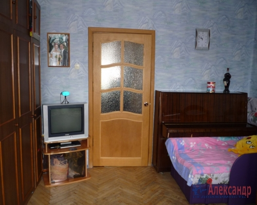 3-комнатная квартира (85м2) на продажу по адресу Сертолово г., Ларина ул., 6— фото 1 из 12
