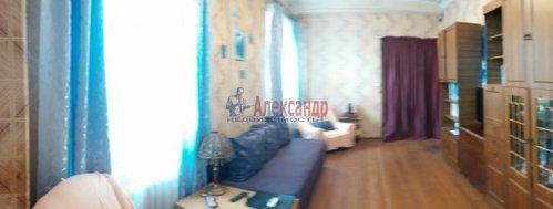 3-комнатная квартира (72м2) на продажу по адресу Синопская наб., 46— фото 3 из 3