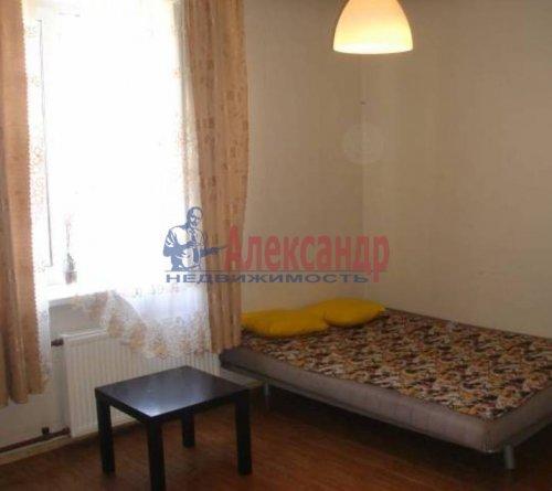 1-комнатная квартира (48м2) на продажу по адресу Светлановский пр., 103— фото 4 из 6