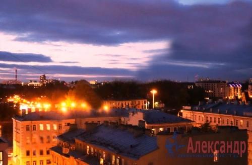 2-комнатная квартира (74м2) на продажу по адресу Глухая Зеленина ул., 6— фото 6 из 27