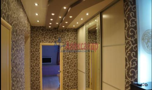 3-комнатная квартира (98м2) на продажу по адресу Петергоф г., Ропшинское шос., 7— фото 2 из 22